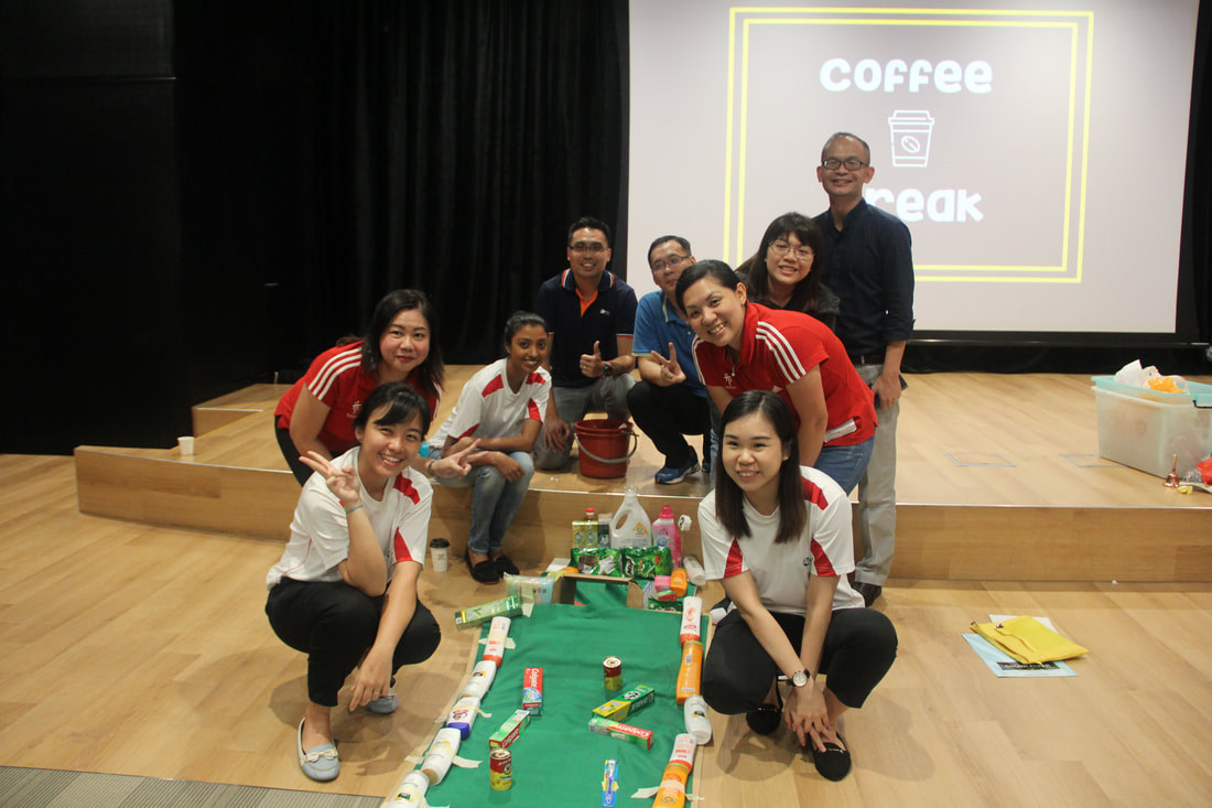 Corporate Social Responsibility Teambuilding Singapore