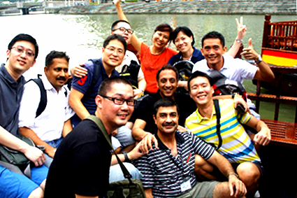 Outdoor Teambuilding Singapore