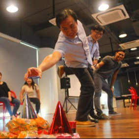Charity CSR Teambuilding Singapore